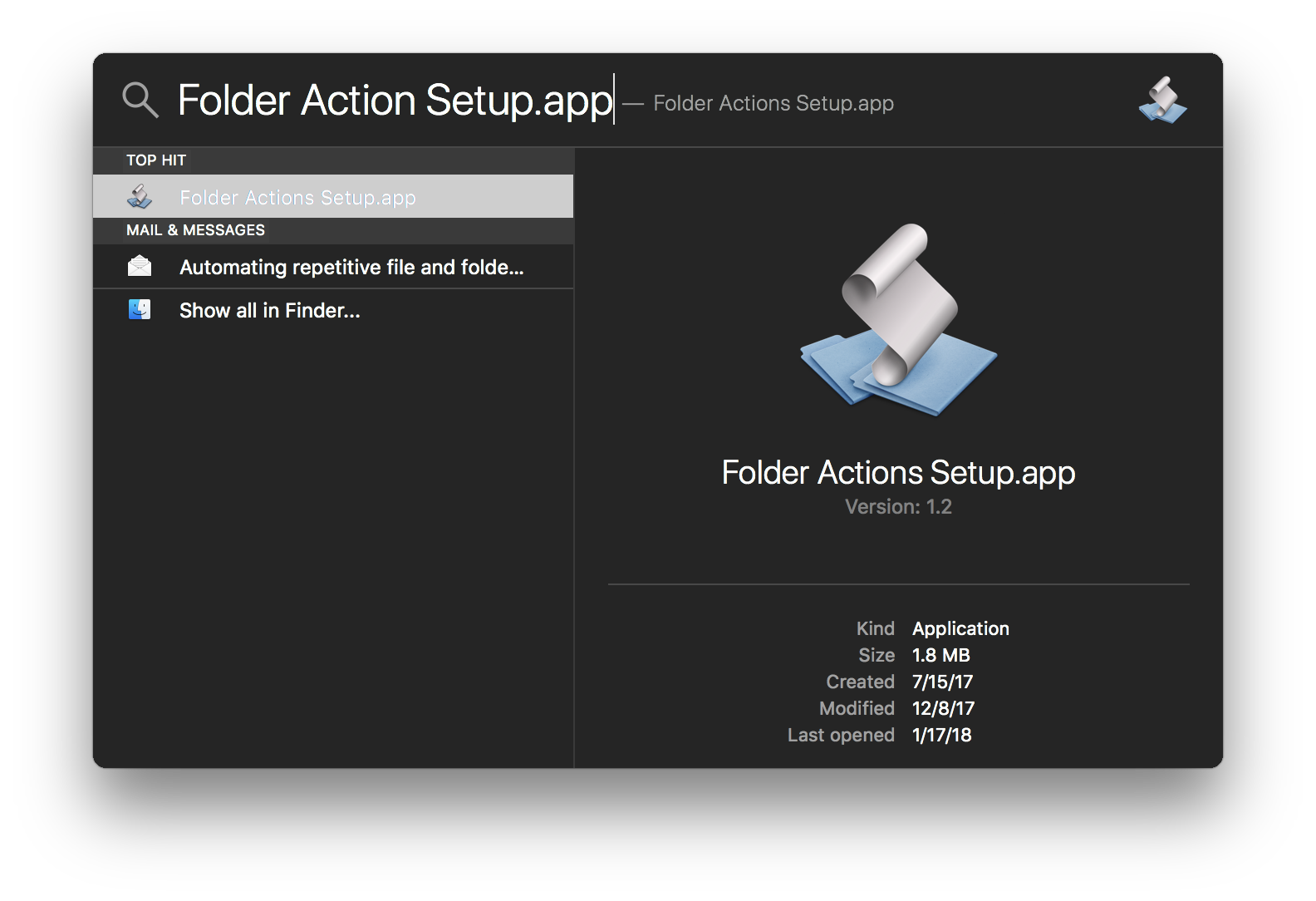 folder-actions-setup-search